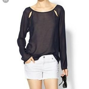 Tinley Road Cut Out Top